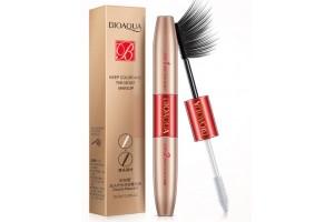 BioAqua Double Mascara тушь для ресниц (двойной объем и удлинение). 5гр. + 5гр.