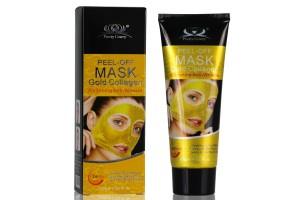 Pretty Cowry маска-пленка с биозолотом и гидролизированным коллагеном. 100гр.