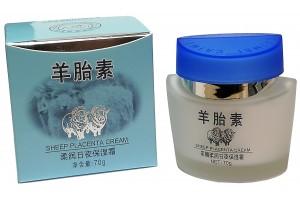 Caimei Крем для лица с овечьей плацентой. увлажняющий, 70 г
