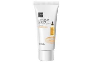 Очищающее молочко для снятия макияжа 24k GOLD. 60гр.