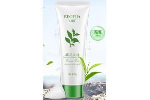 Beotua Пенка для очищения и снятия макияжа с зелёным чаем и стеариновой кислотой, 60мл