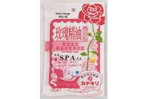 Соль для тела SPA с экстрактом розы омолаживающая.80 гр.