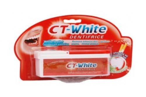 АКЦИЯ!!! Зубной порошок CT-White – от кариеса и зубного камня. 33 гр.