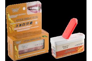 """Зубной порошок """"Oumile"""" с женьшенем, 56 г"""