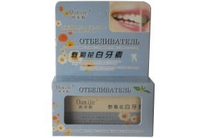 """Зубной порошок """"Oumile"""" с хризантемой, 56 г"""