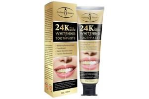 """Aichun Beauty Отбеливающая зубная паста с частицами золота """"24k GOLD"""". 100мл."""